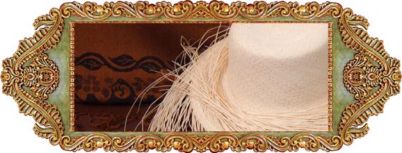 La Rubia Key West hats