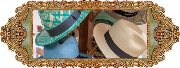 Hats in Key West